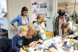 Maker Days for Kids Leipzig 2019_1_CC-BY-ND 4.0 (Maker Days for Kids muss als Urheber genannt werden - keine Veränderung erlaubt)