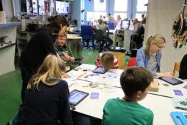 Maker Days for Kids Leipzig 2019_CC-BY-ND 4.0 (Maker Days for Kids muss als Urheber genannt werden - keine Veränderung erlaubt)